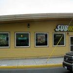 Subway, Gold Beach