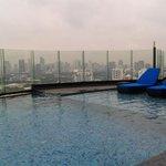 H2O pool area