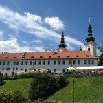 The Strahov Monastery.