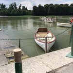 boat rental at grand canal