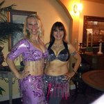 belly dance on Friday night