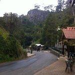View of Jenolan Cave House Village