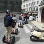 Lisbon city tour by segway with Red Tour