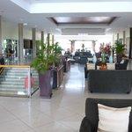Lobby & Reception lounge