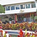 Luana Waikiki Aqua Boutique Entrance Horizontal