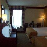 Standard 2 Double Bed Room