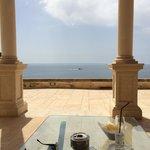 The grand terrace