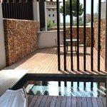 My little terrace