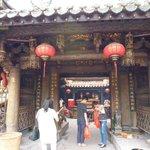 entrance to templ