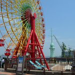 Giant Ferris Wheel at Harborland