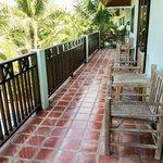 Family Suite: balcony