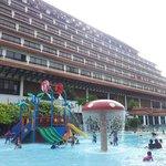 piscine pour les enfants