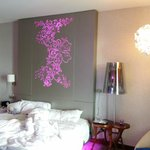 Bed Board and lighting