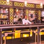 Hotel Bar at Swiss International D'Palms Airport