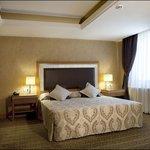 Hotel Zurich Room