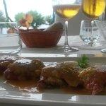 Good food, Good View from Restauran.