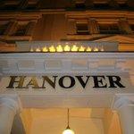 Entrada hotel Hanover