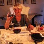 cena in sala Guidobaldo