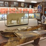Inuit muesuem of Churchill - quite special it is!