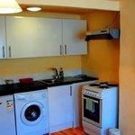 Upstairs Apartment Kitchen