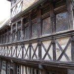 Vestige de maison Normande
