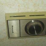 il termostato dell'A/C che non funziona