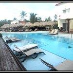 swim up habitacion acceso a piscina