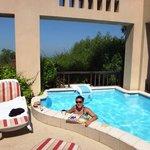 private villa pools