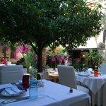 Пожалуй, самый уютный ресторан в Ретимно