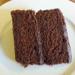 Chocolate soft cake