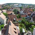 Blick über Gunzenhausen