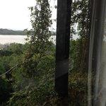 Vistas lago Kandalama