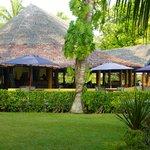Reception & Dining/Bar Area
