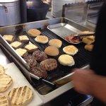 Hamburger di chianina ...top