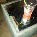 Broken Glass Table Top