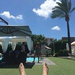 Pool area - very nice!