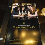 Photo of Fionn MacCool's