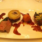 lamb loin by Wedgwood the Restaurant