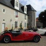 Aprés le Mans... Le Manoir de Chaix