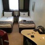 Twin room - 5th floor