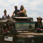 Safari de todo el día con Enkerende!