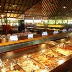 Buffet Lunch, Palm Grove Resto