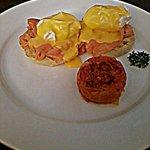 Salmon Eggs Benedict - Soft Poach