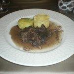 plat (boeuf bourguignon)