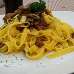 Bilde fra Rifugio Ciampolin