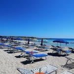sandy beach landa