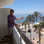 nice balcon