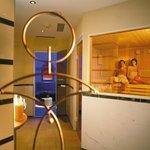 Hotel Olympia Sauna und Dampfbad