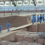 Ongoing Excavation