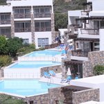 Photo de Mirabello Beach & Village Hotel